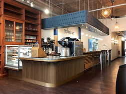 The Grail Cafe | Restaurant Design | Adaptive Reuse | Chicago