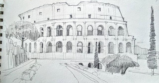 The Collesium in Rome..jpg