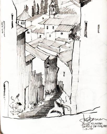 Castelo De Vide, Portugal_ Jewish Quarte