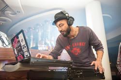 DJ bei Event