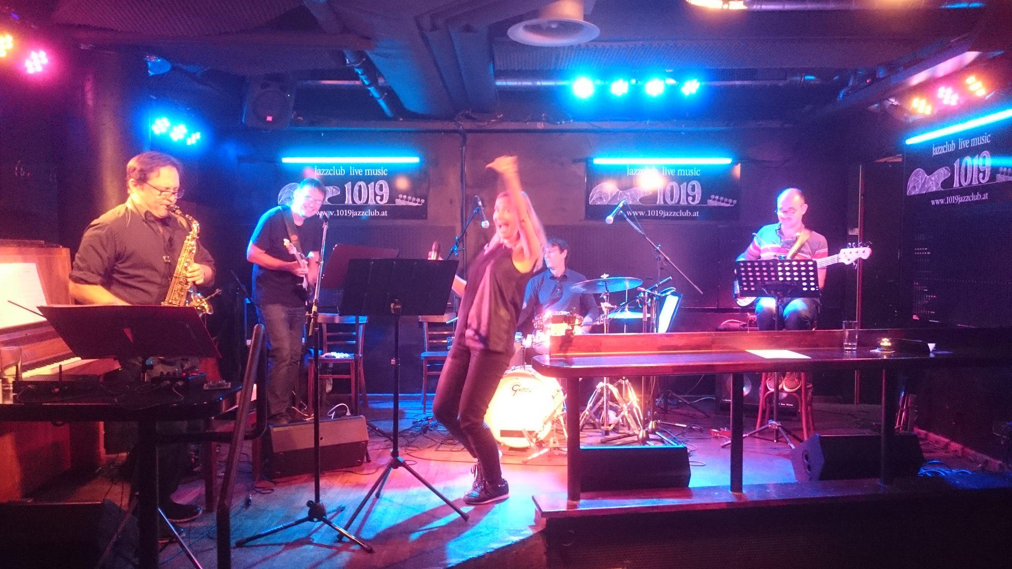 Jazz im 1090