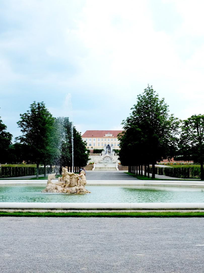 Schlosshof_Gartenanlage