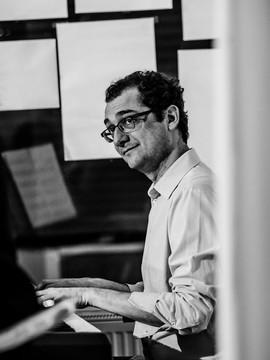 Nikola Stanosevic Klavier