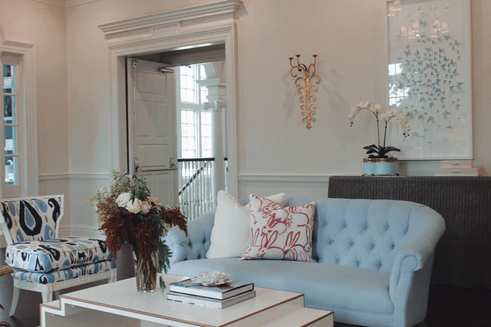Informal Living Room