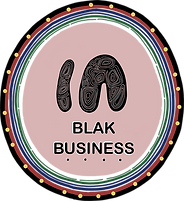 Blak Business Logo