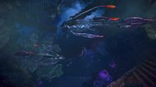 Ktera : Nouvelle Zone sous-marine : Atlantis