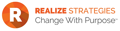 Realize Strategies logo (landscape tagli