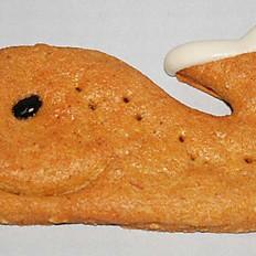 Peanut Butter Whale