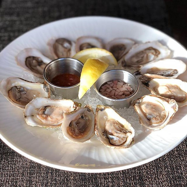 Happy Tuesday! Freshly shucked local $1