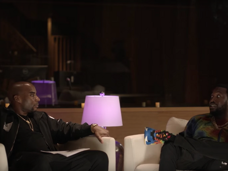 Watch Meek Mill's One-On-One Interview with Charlamagne Tha God