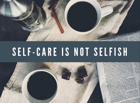5 Ways to Focus on Self-Care and Regain Your Wellbeing Rhythm