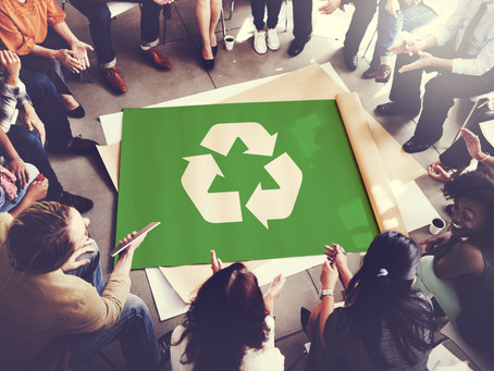 10 Ways to Help Your Office Go Green on Earth Day