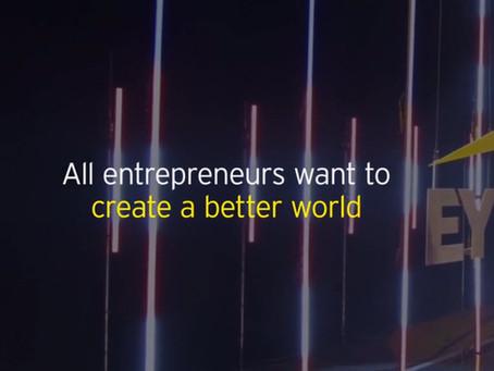 EY Announces Entrepreneur Of The Year® 2020 Heartland Award Finalist