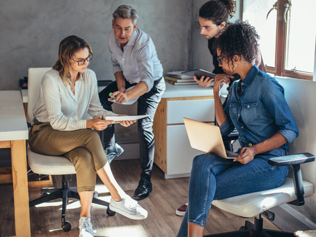 Actions and strategies for addressing diversity, equity, and inclusion in the workplace