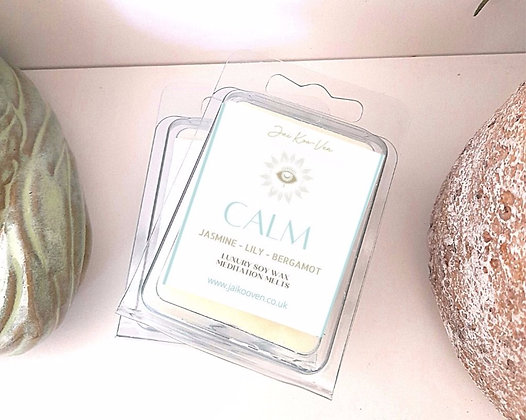 Calm - Soy Wax Melts