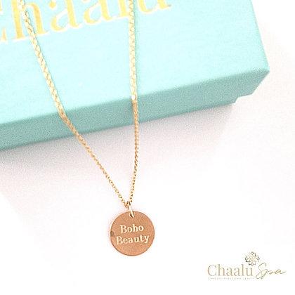 Boho Beauty Necklace