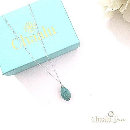 Lilia  Amazonite Necklace