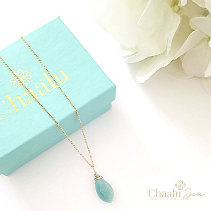 Sahara  Amazonite Necklace