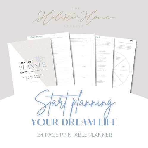 Dream Life Planner