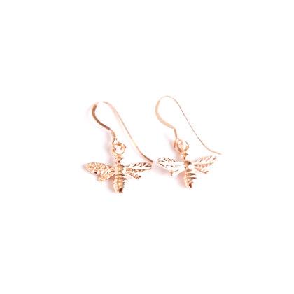 Luxe Bee Earrings