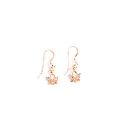 Luxe Lotus Earrings