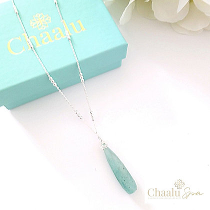 Layla Amazonite Necklace
