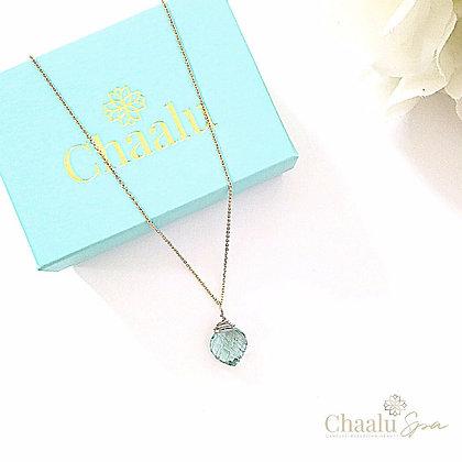 Lia Quartz Necklace