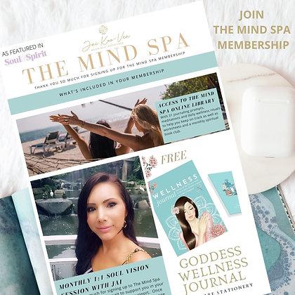 The Mind Spa Membership