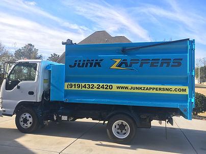 Junk Zappers Truck