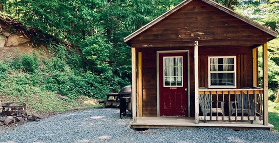 Cabins #3, #5 & #6