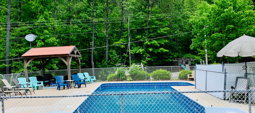 Heated Inground Pool