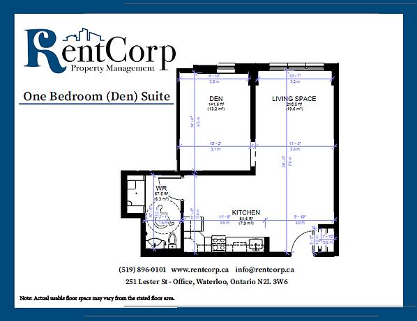 77 Leland 1 Bedroom Floor Plan.png