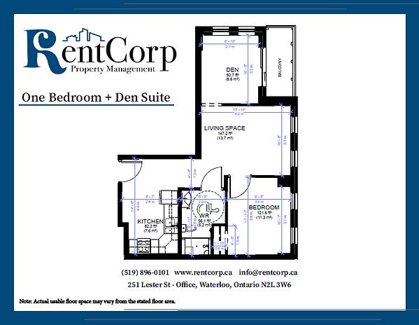 77 Leland 1 Bedroom + Den Floor Plan.png