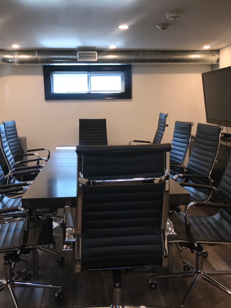 Conferece Room comes with chairs