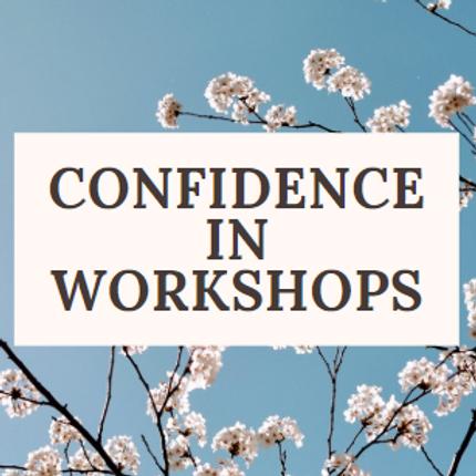 Confidence in Workshops