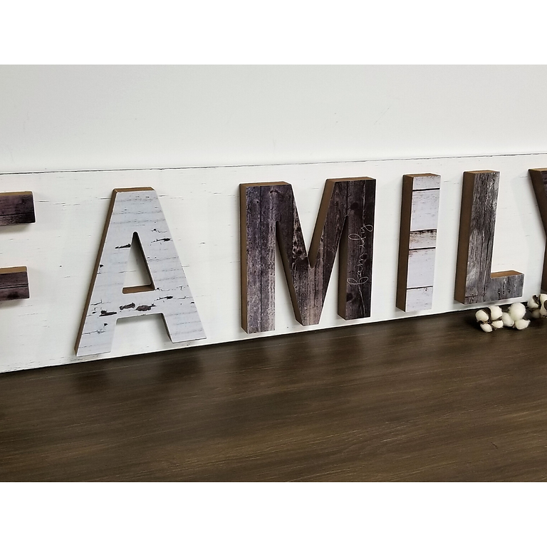 FAMILY Sign Class March 5th