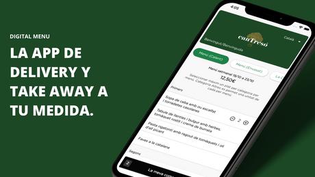 Lanzamos Digital Menu para ayudar a los negocios locales en tiempos de la COVID19