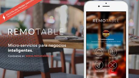 REMOTABLE, nuestro nuevo proyecto de micro-servicios para negocios inteligentes.
