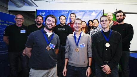 Intel® IoT Roadshow: Seattle Hackathon