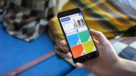 ¿Cómo creo una app para iPhone o Android?