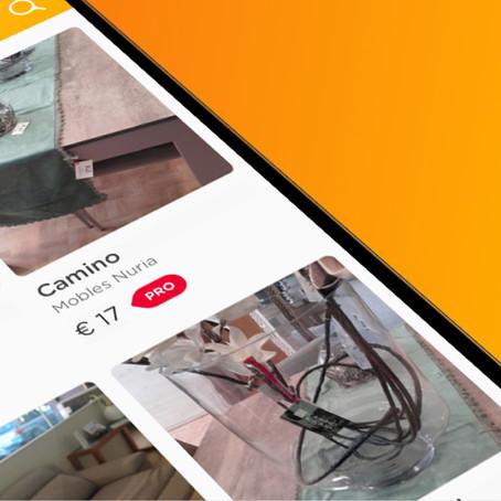 ¡Nuevo proyecto app a la vista! Hallfy, llega la revolución del mueble.