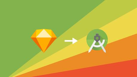 Trabajando con VectorDrawables en Android utilizando Sketch