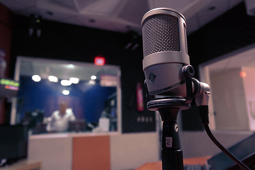 Transforming Yourself as a Recording Artist (11/30/20 8-9pm)