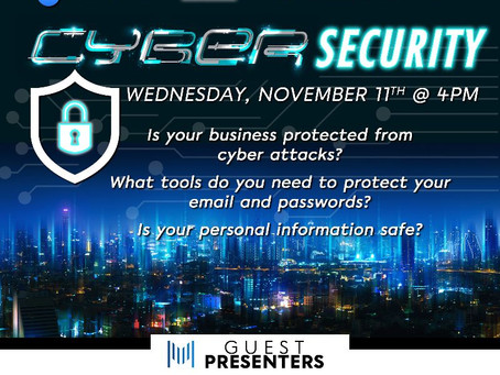 Is your business safe from cyber threats?