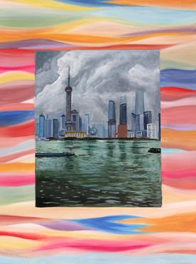 shanghai, 2020