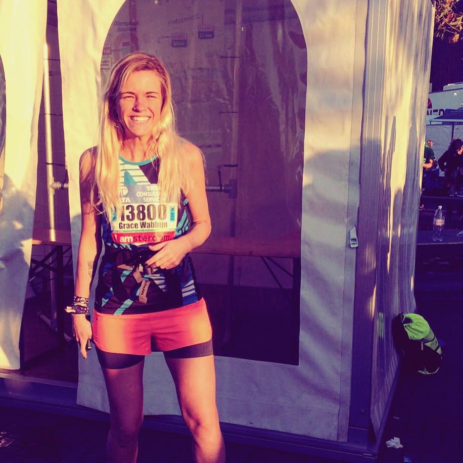 Start Amsterdam Marathon 2016