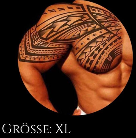 Tatto Entfer.  Grösse: XL  CHF 300.- 500