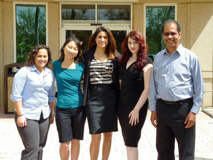 Graduate GSSA Executive Board