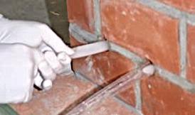 Batonnets Murguard, traiement humidité mur