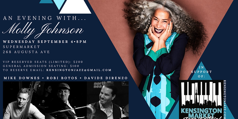 An Evening with Molly Johnson